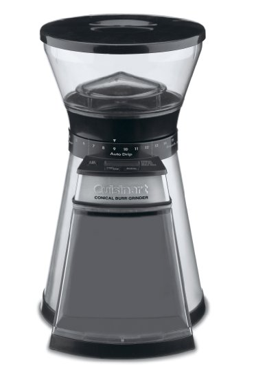Cuisinart CBM-18N Programmable Conical Burr Mill