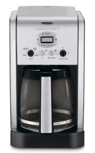 Cuisinart DCC-2600 Brew Central 14-Cup Programmable Coffeemaker with Glass Carafe