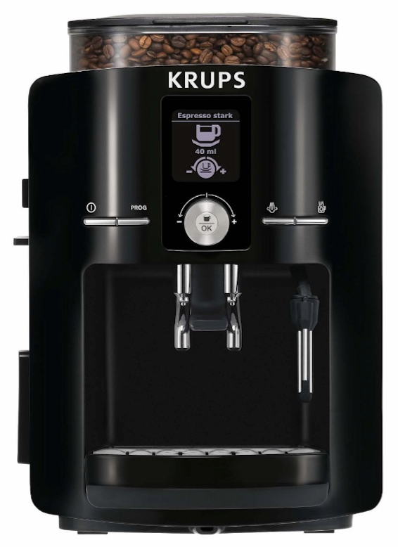 Top Rated Espresso Machines with Built-In Conical Burr ...