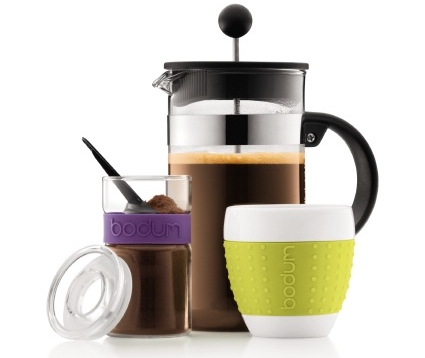 Bodum Set_French Press