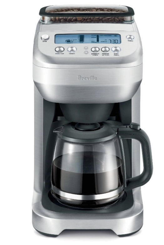 Breville BDC550XL The YouBrew Glass Drip Coffee Maker