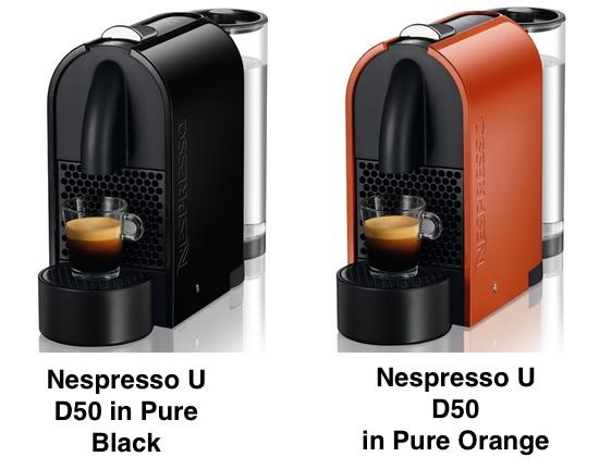 Nespresso U D50