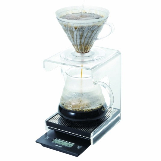 Hario Coffee Drip Scale_Timer