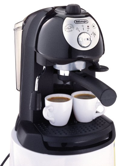 De'Longhi BAR32 Retro 15 BAR Pump Espresso and Cappuccino Maker