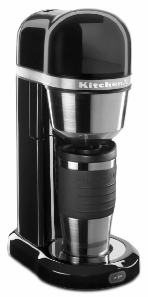 KitchenAid KCM0402OB Personal Coffee Maker