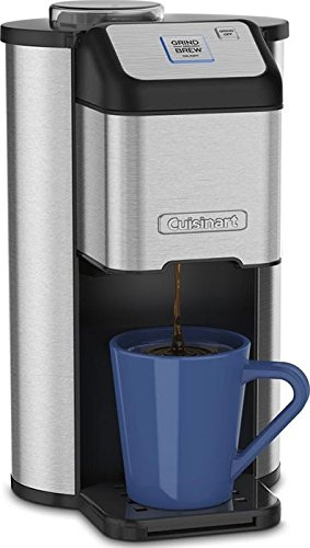 Cuisinart Single Cup Grind & Brew Coffeemaker