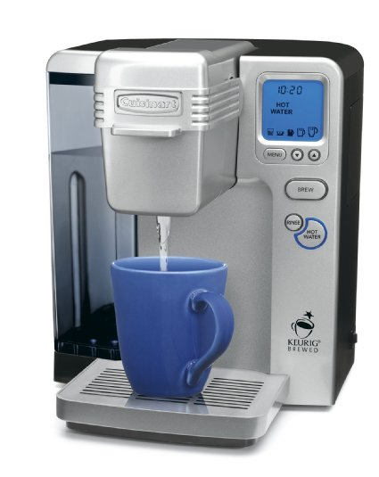 Cuisinart SS-700 Single Serve Brewing System_