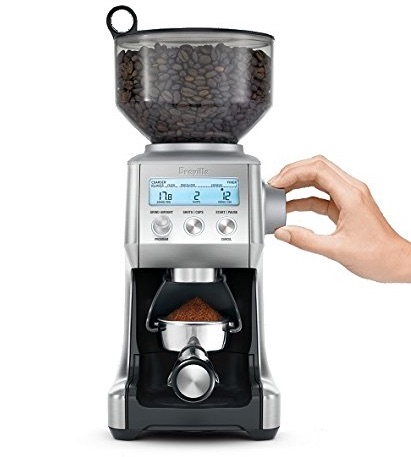 Breville BCG820BSSXL The Smart Grinder Pro Coffee Bean Grinder