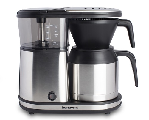 Electric Coffee Maker No Plastic : Is There a Stainless Steel Coffee Maker With No Plastic Parts? Coffee Gear at Home
