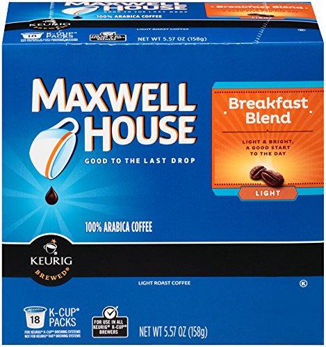 Maxwell House Breakfast Blend