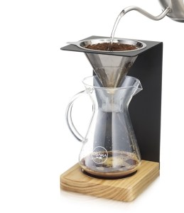 German Pour Over Coffee Maker : Hario V60 Coffee Dripper vs. Clever Coffee Dripper and The Difference Between Pour-Over and ...