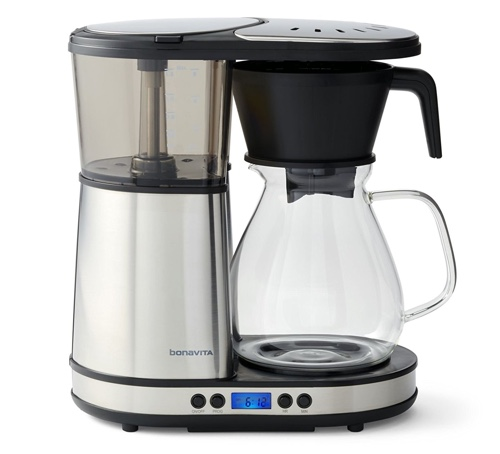 Coffee Maker Thermal Carafe Vs Glass : CoffeeGearAtHome.com - Your Guide To Must-Have Coffee Gear