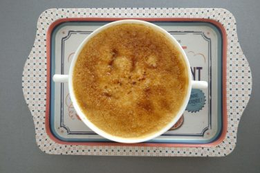 Coffee recipe: latte caramel coffee