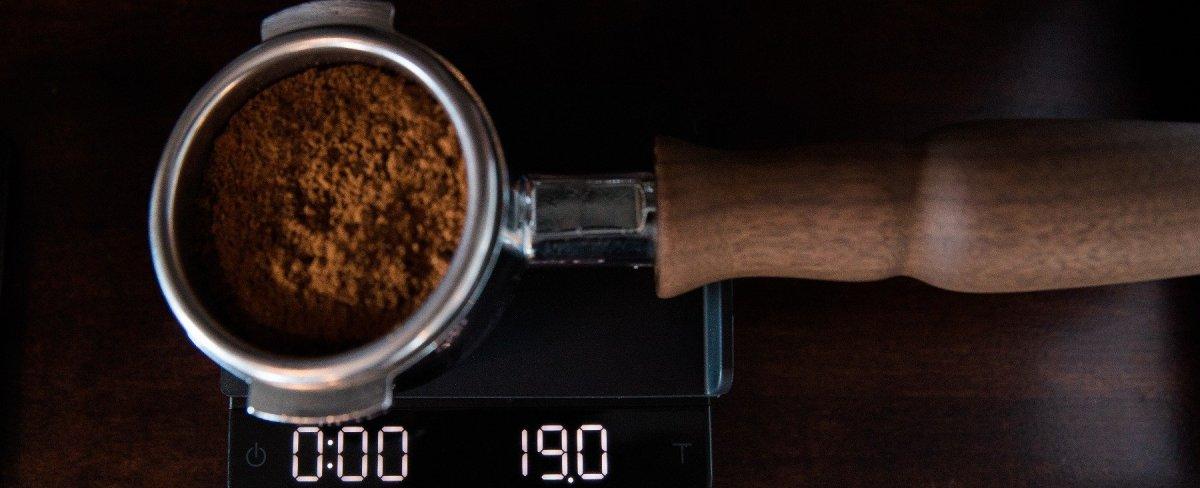 Sélection de balances pour le café