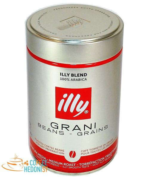 illy grani red