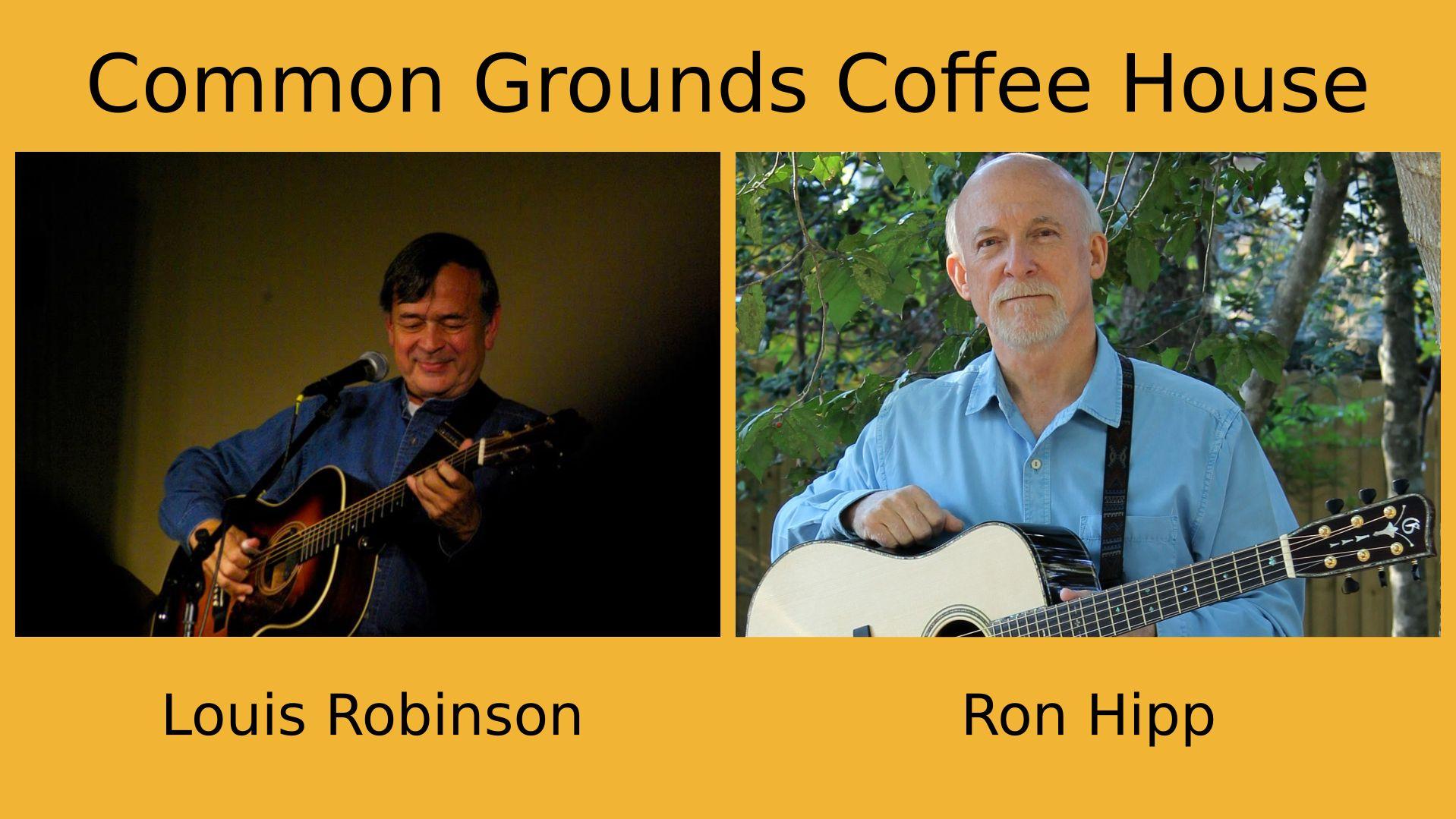 Louis Robinson | Ron Hipp