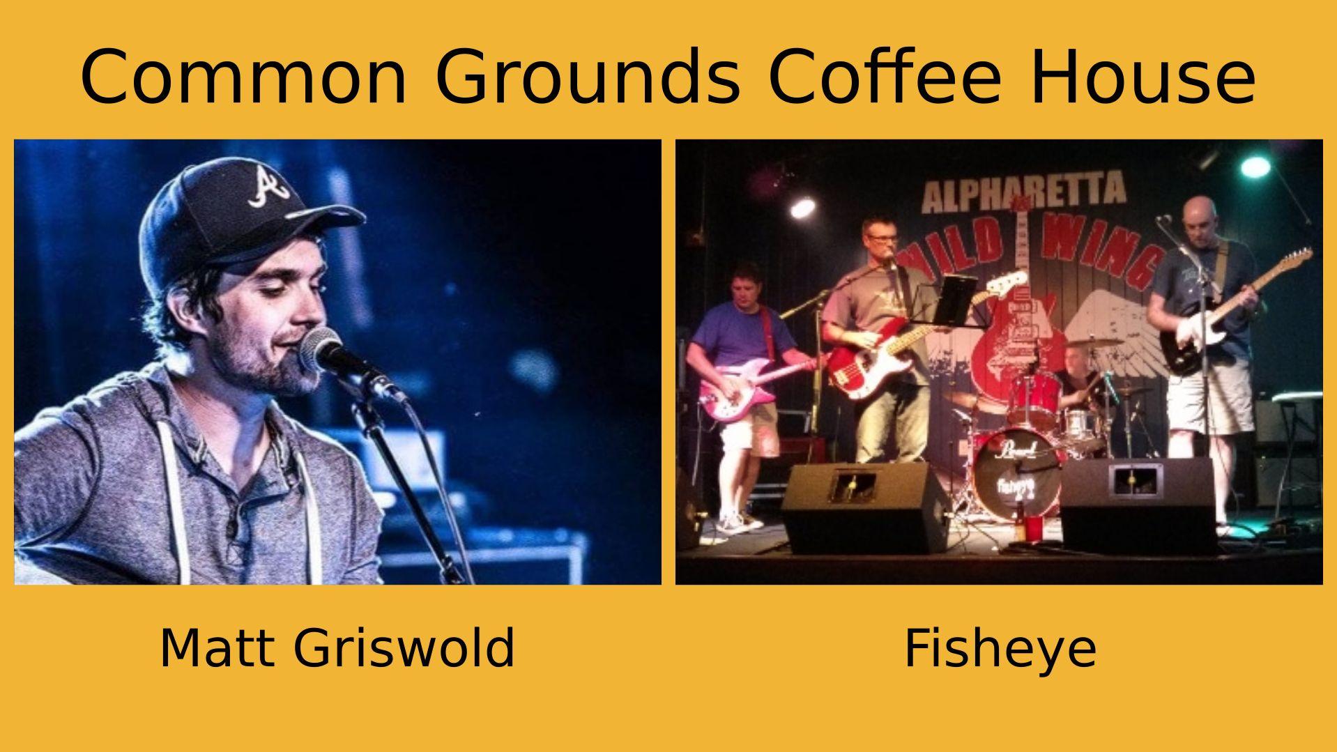 Matt Griswold & Fisheye