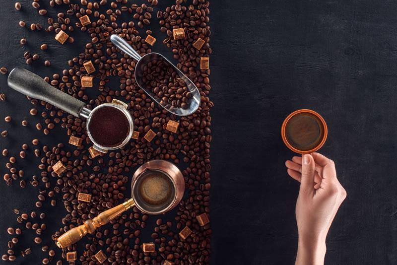 Colombian Coffee vs. French Roast