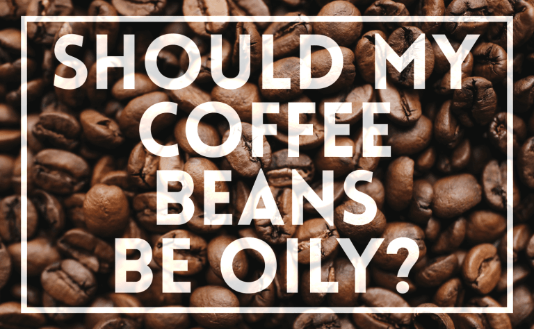 Should My Coffee Beans Be Oily?