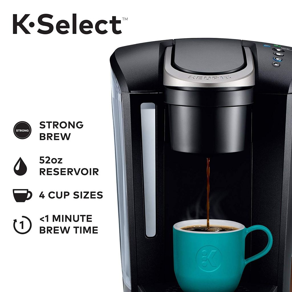 Keurig K Select Coffee Maker Single Serve Coffee Maker
