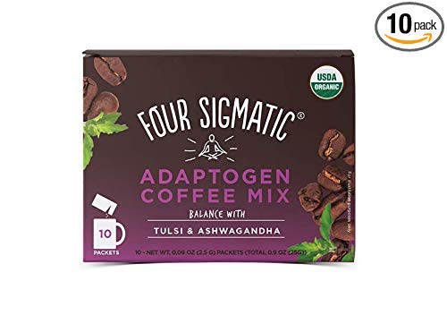 Four Sigmatic Adaptogen Coffee coffeeinblog