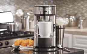 Hamilton Beach 49981A espresso machine coffeeinblog