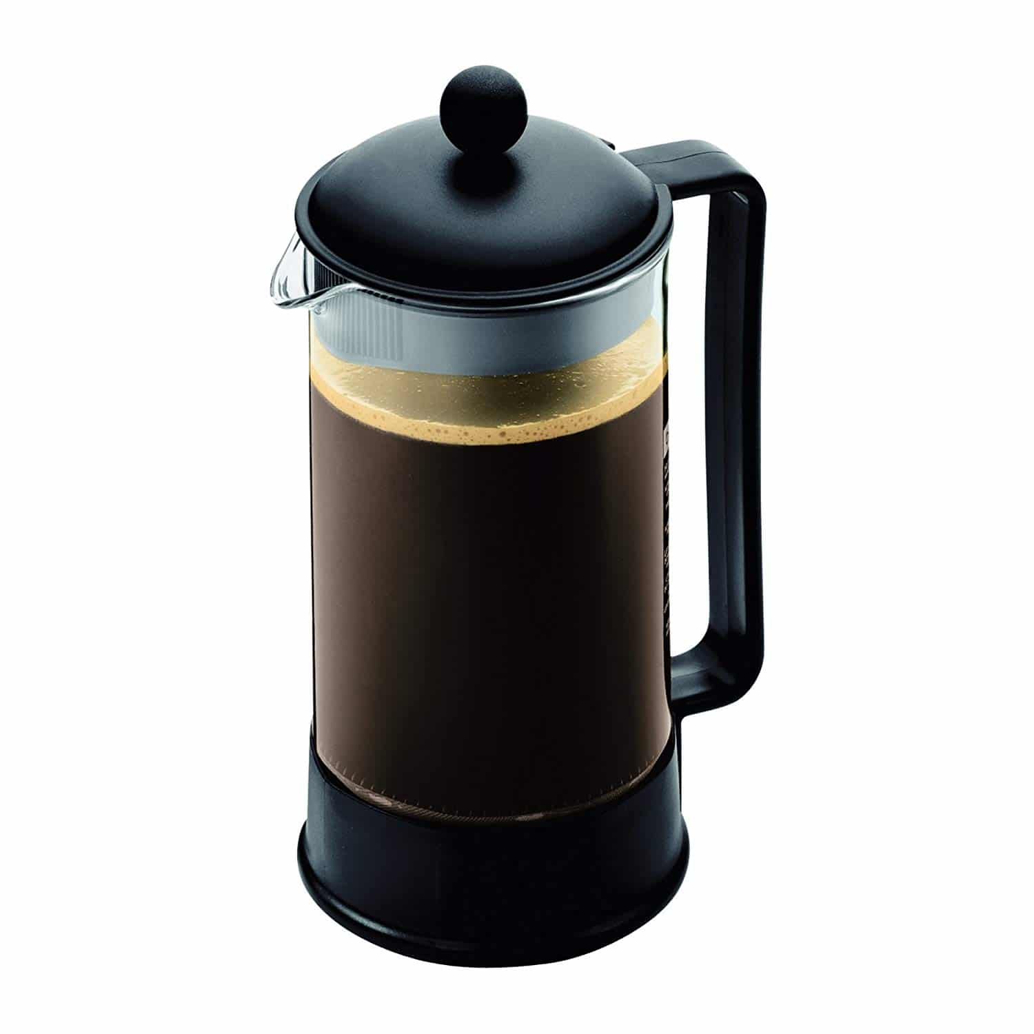 Bodum Brazil French Press Coffee & Tea Maker info