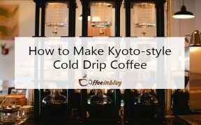 How to make Kyoto Style Cold Drip Coffee