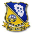 blue angels shield