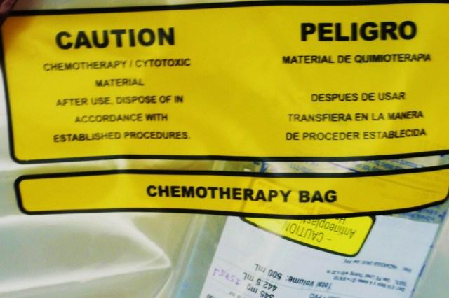 Chemotherapy Bag