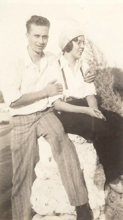 Lee (Doc) McKinley and Doris McKinley