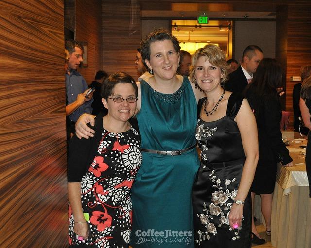 Carrie Sieber Massey, Judy Schwartz Haley, Barb Greenlee