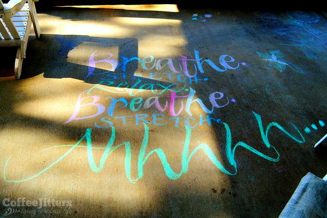 breathe stretch relax