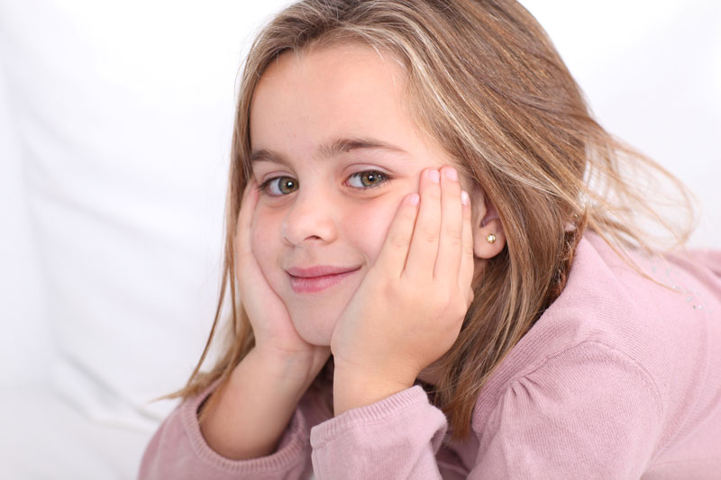 Why should a 7-year-old see the orthodontist?