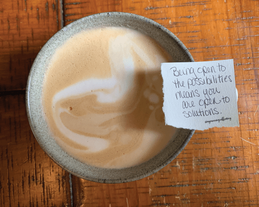 solutions, problems, horoscope, coffee