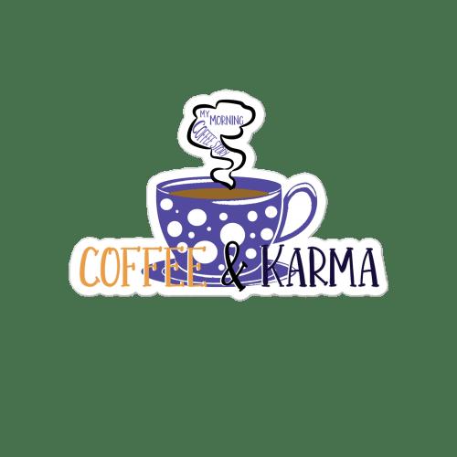 coffee, meditation, herding cats, karma