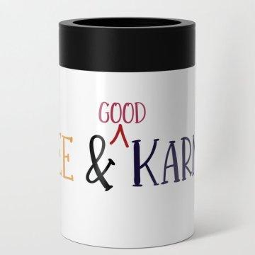 coozie, coffee, karma, horoscopes