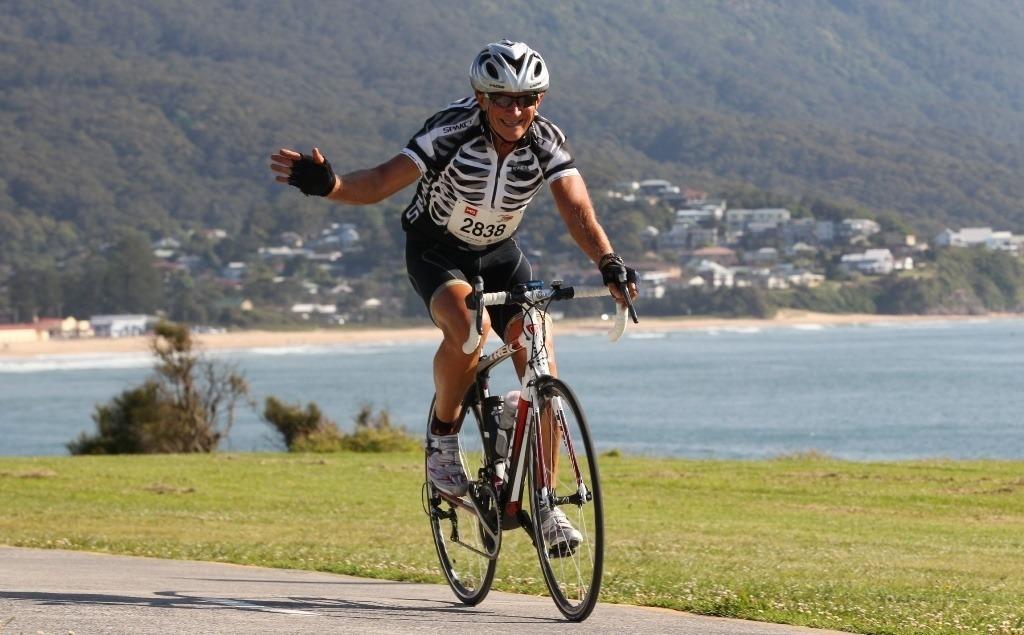 Sydney to Wollongong Bike Ride