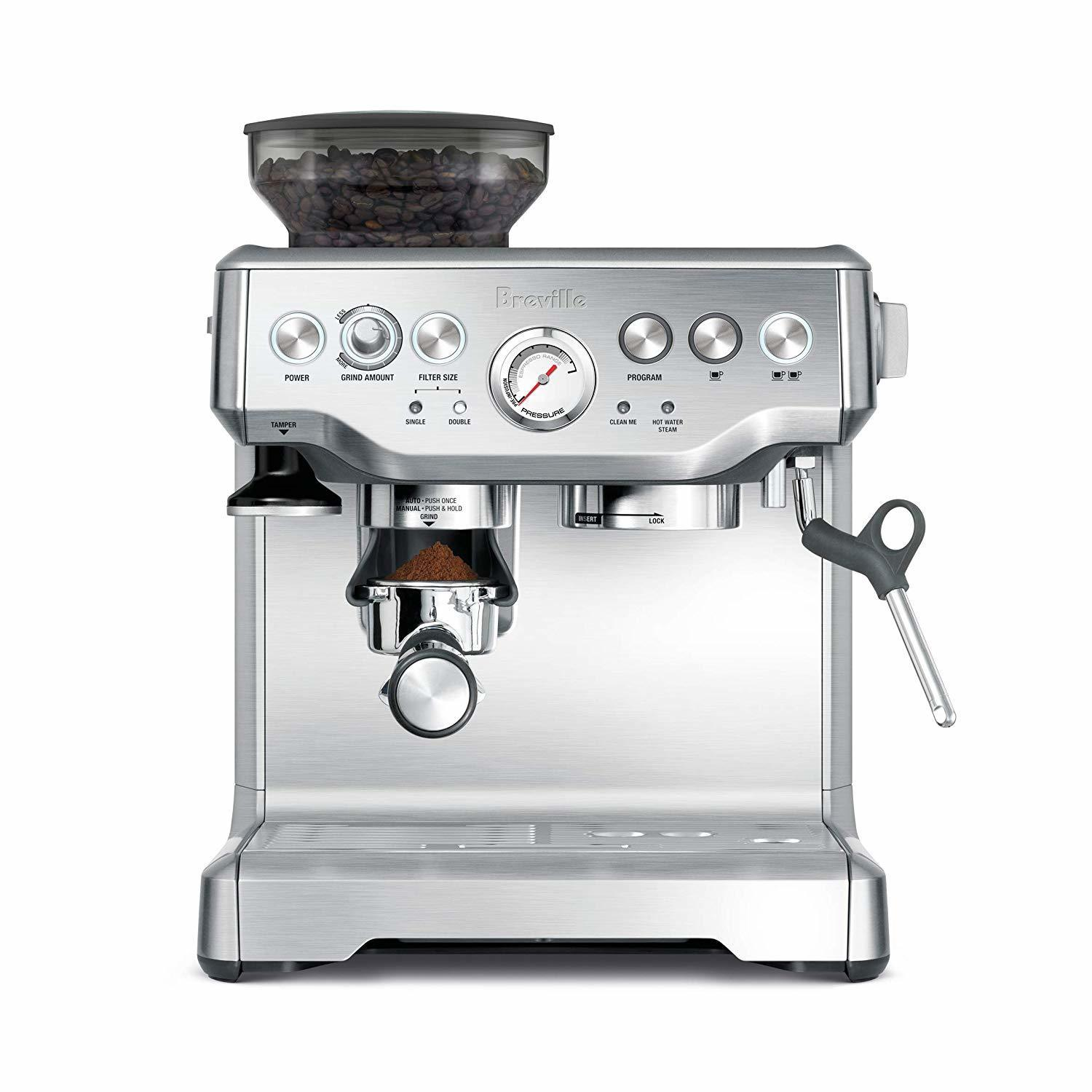 Breville Barista Express from Amazon US and Australia
