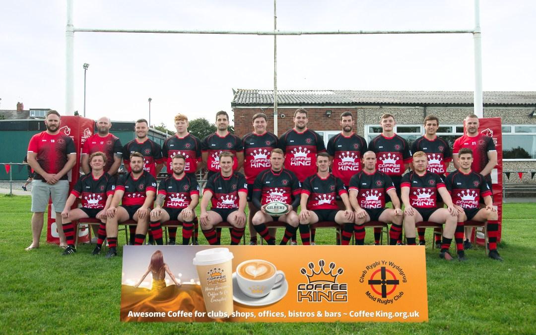 Mold Rugby Club is on a winning streak