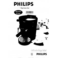 Philips Coffee Maker Manuals and review