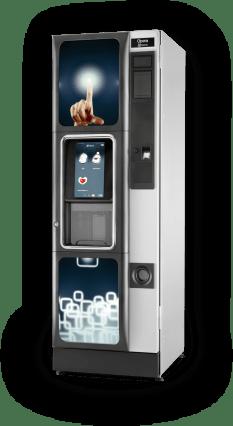 Opera touch large automatic coffee machine