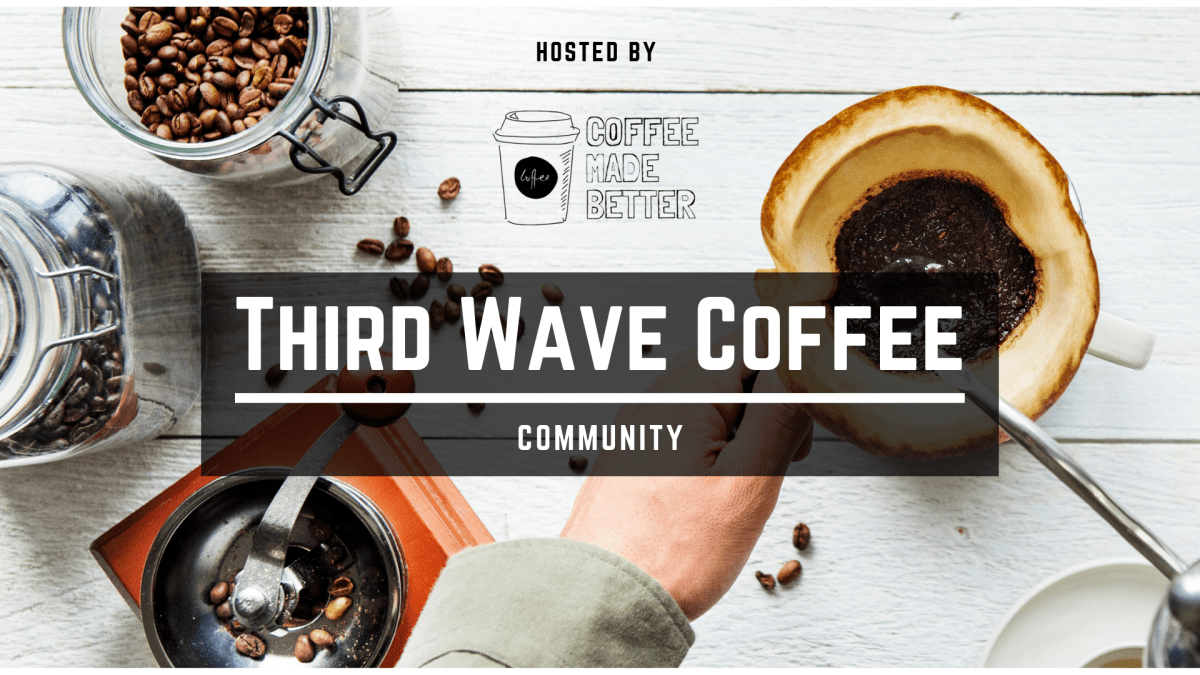 Third Wave Coffee Community