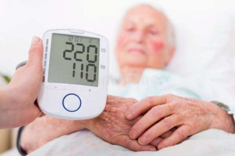 Higher Blood Pressure