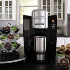 #10 Mr. Coffee BVMC KG6 001 Single Serve Coffee Brewer