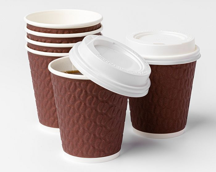 can you microwave paper coffee cups