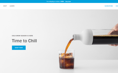 Stop Trying To Be Blue Bottle Coffee