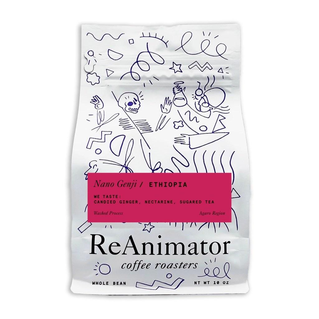 ReAnimator Coffee Bag