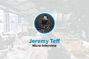 jeremy teff coffee marketing interview