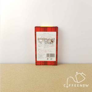 Box of 40 Kalita 101 filters back